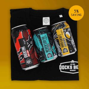 Docks Beers - Beers & Tee Bundle