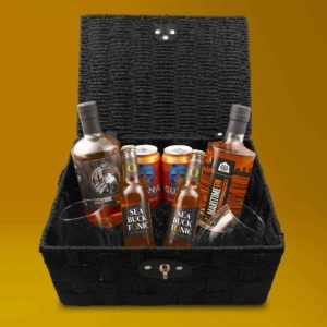 The Docks Spirit Hamper