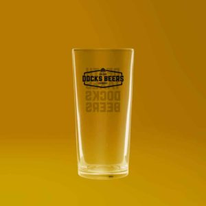 Half Pint Glass