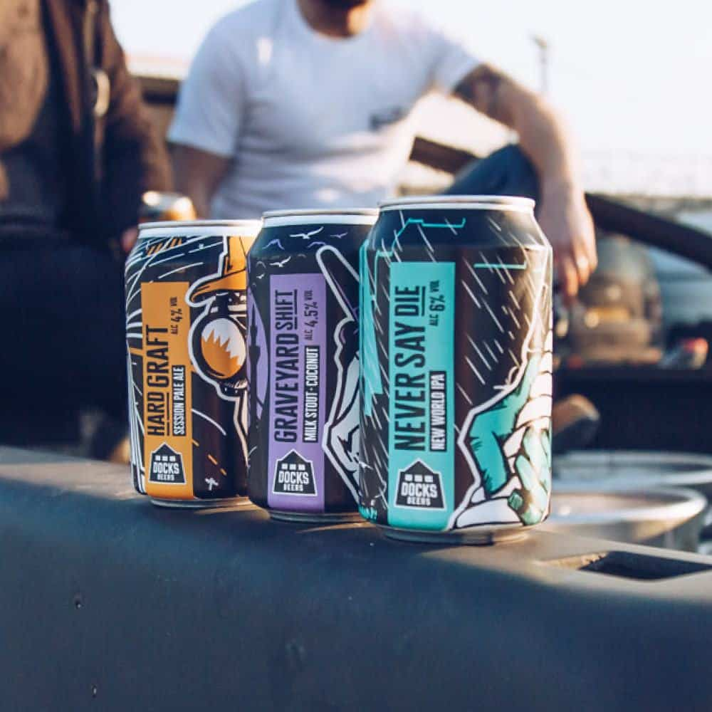 Mixed Case of 12 Cans