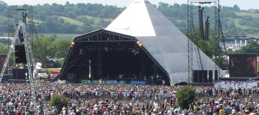 Sunday Service - Glastonbury Weekend