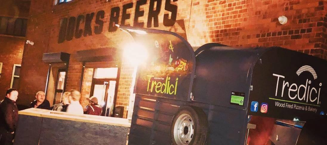 Street food truck - Tredici pizza