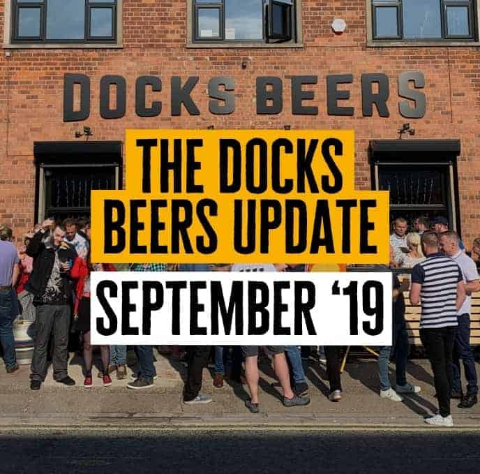 Docks Beers September Update
