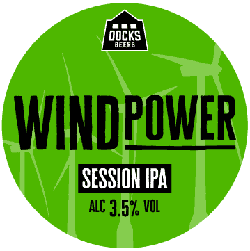Docks Beers Wind Power Session IPA