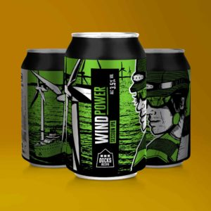 Docks Beers Wind Power Session IPA 330ml cans