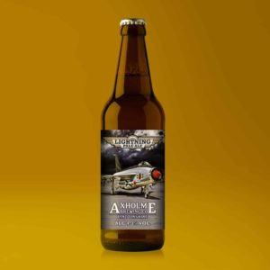 Axholme Lightning Pale Ale 500ml bottles