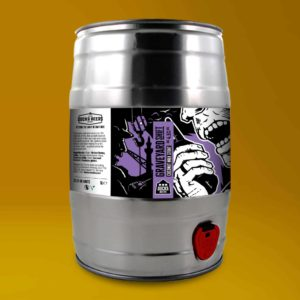 Docks Beers Graveyard Shift Coconut Milk Stout - 5l Mini Cask