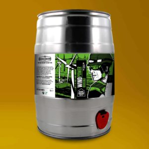 Docks Beers Wind Power Session IPA - 5l Mini Cask