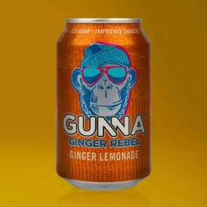 Gunna Ginger Rebel Ginger Lemonade