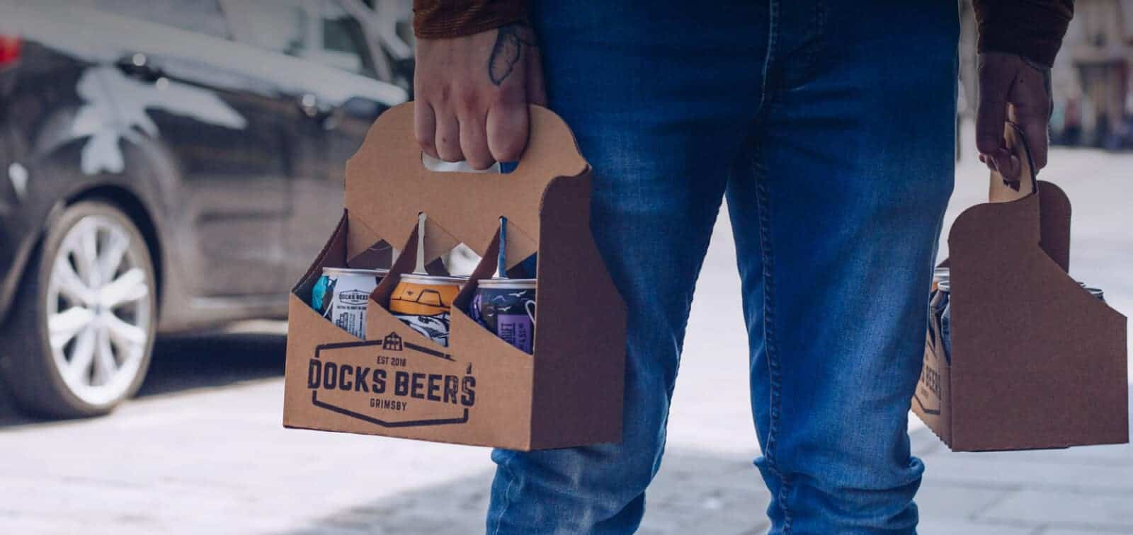 Docks Beers Click and collect service