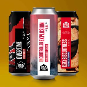 Docks Beers Mixed Case - 440ml Cans