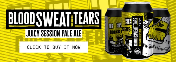 Blood Sweat & Tears Juicy Session Pale Ale - Click here to buy it now