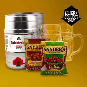 Docks Beers Oktoberfest bundle gift set - Click and collect only