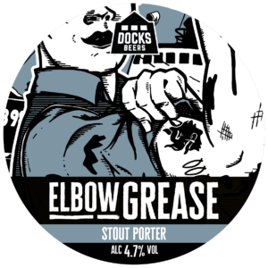 Docks Beers - Elbow Grease Stout Porter
