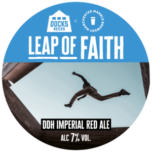 Docks Beers x Marble - Leaf of Faith DDH Imperial Red Ale