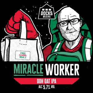 Docks Beers - Miracle Worker DDH Oat IPA